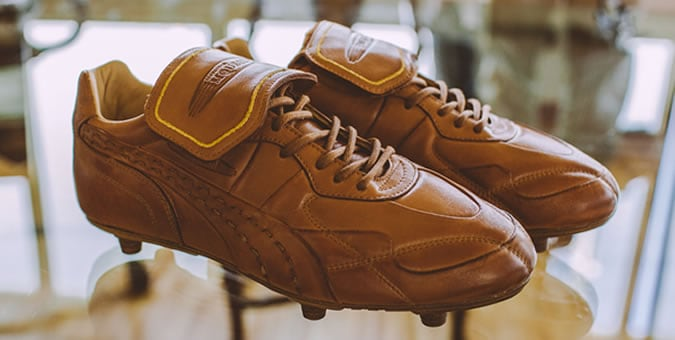 Alexander McQueen Puma King Football Boots
