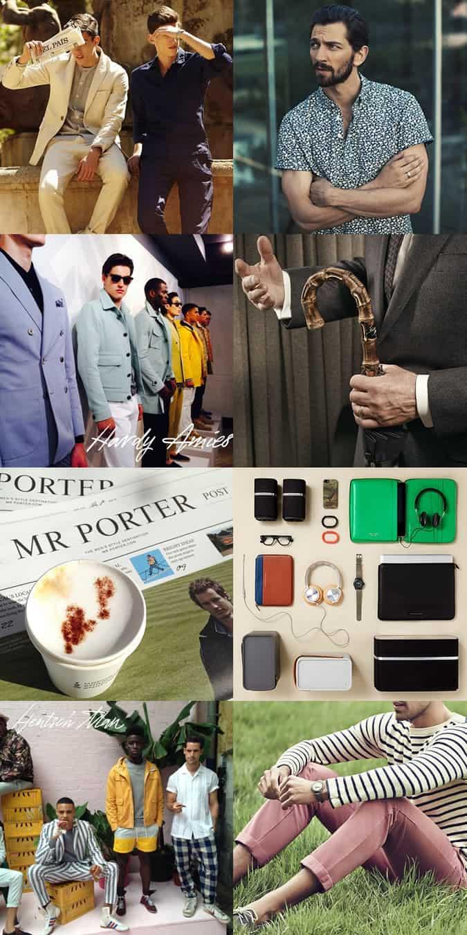 Mr Porter Instagram Images
