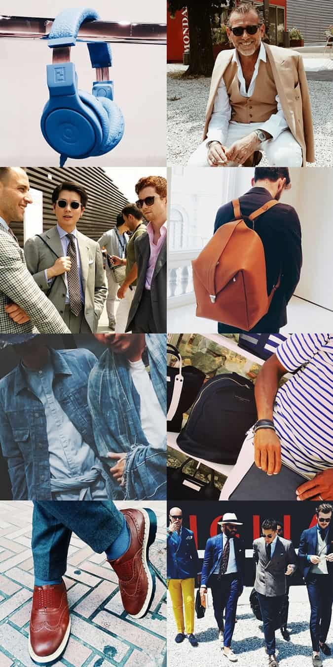 Tommy Ton Instagram Images