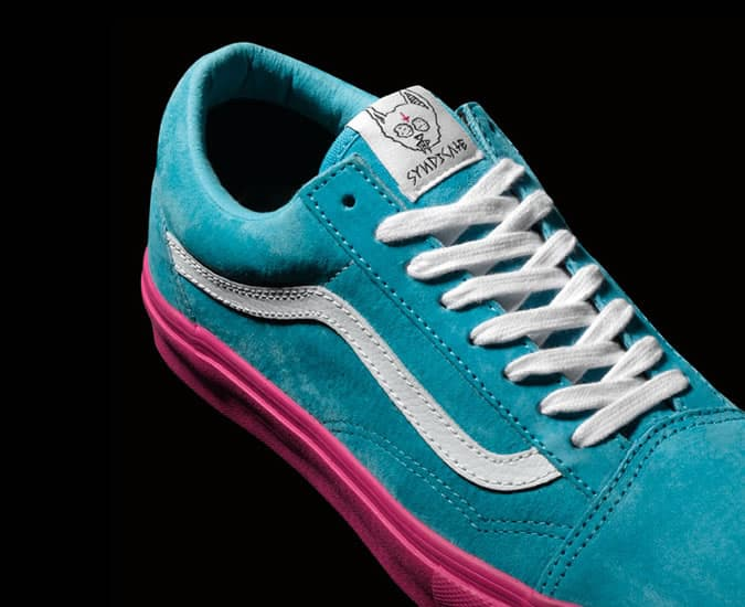 Vans Syndicate Odd Future Pack