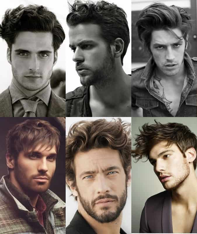 Get The Right Haircut Key Men S Hairdressing Terminology