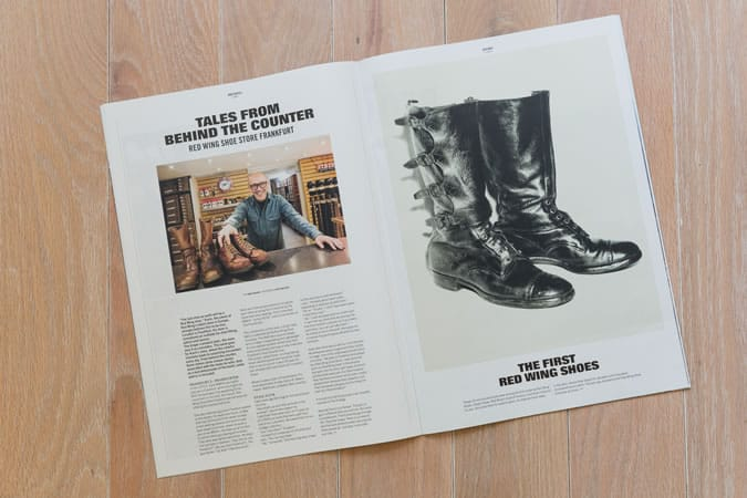 Red Wing Publication