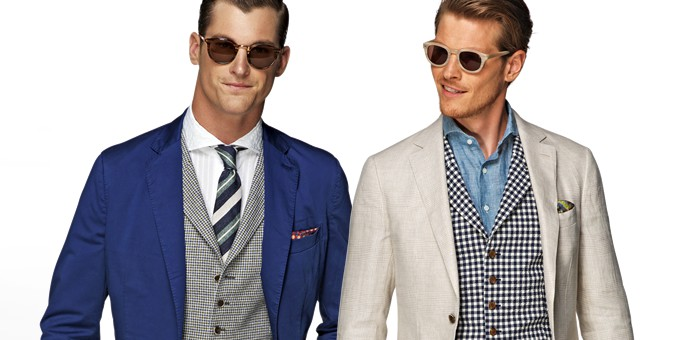 Suitsupply Menswear: SS15 Collection