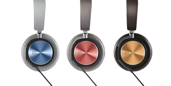 Bang & Olufsen Limited Edition BeoPlay H6 Headphones