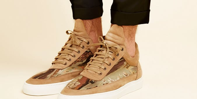 Filling Pieces Footwear: AW14 Collection