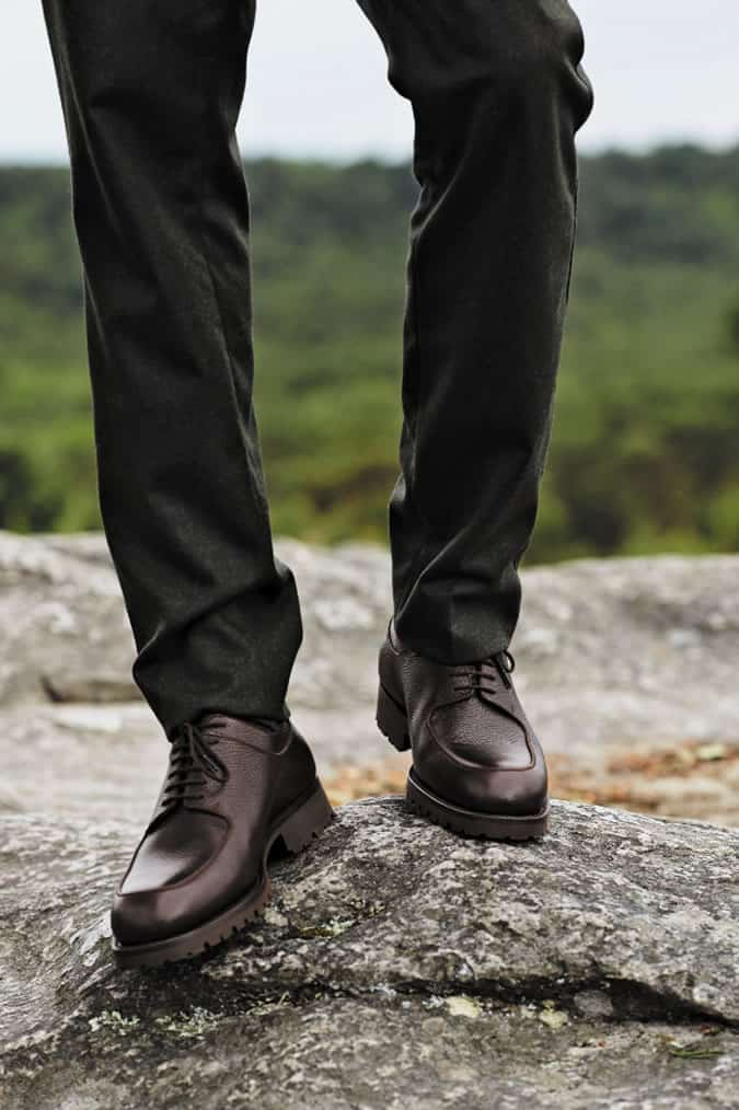 J.M. Weston Footwear: Country Gent Collection