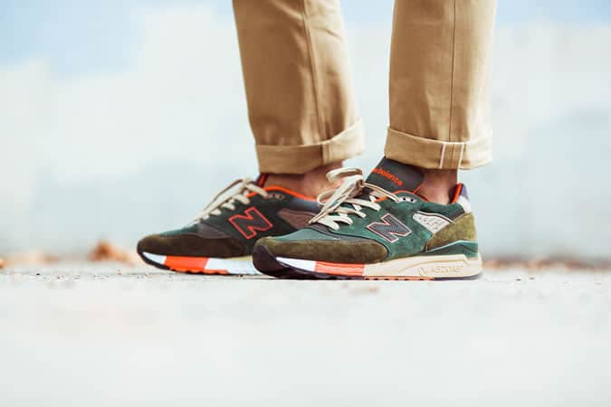 J.Crew x New Balance 998 Concrete Jungle