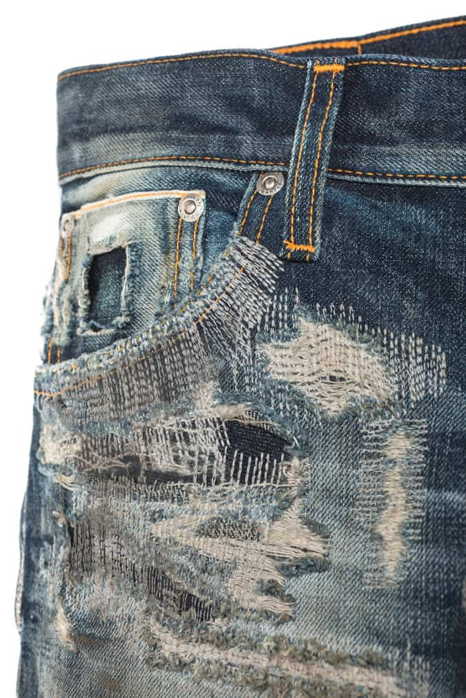 Nudie Jeans Stonemason Replica