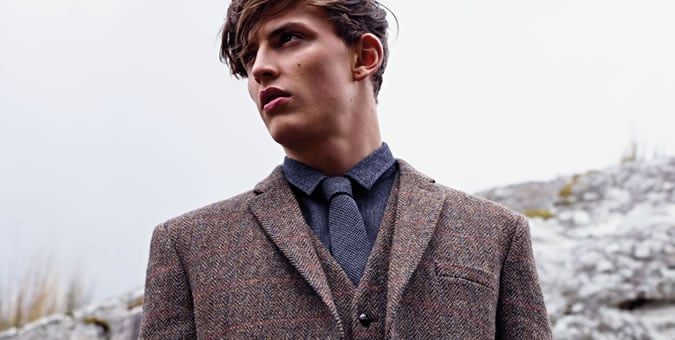 Primark Harris Tweed Menswear Collection