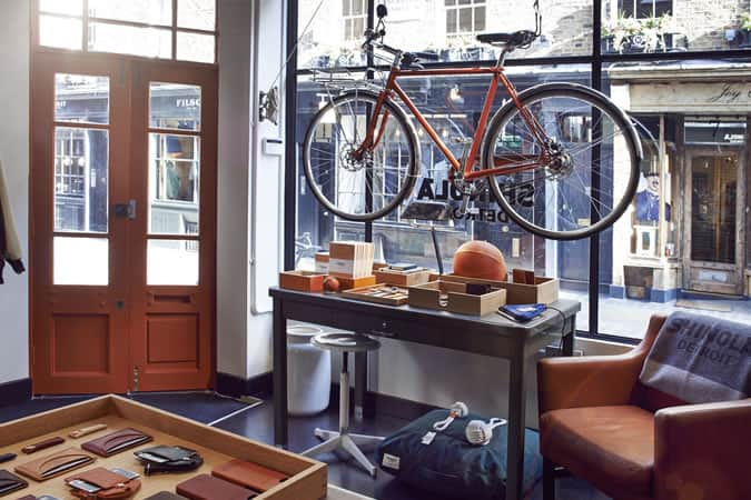 Shinola UK Store