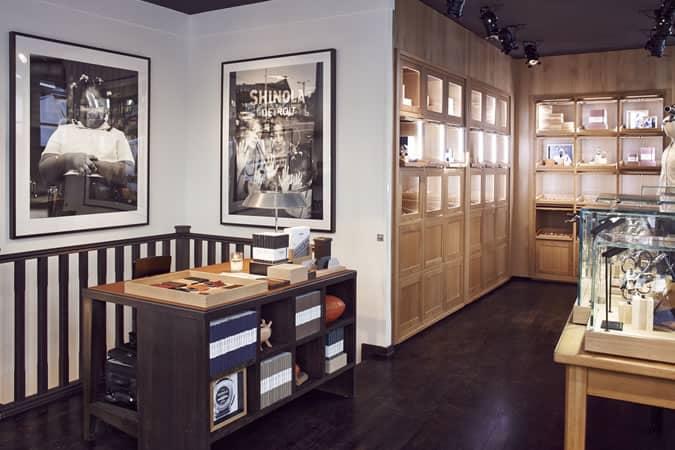 Shinola UK Store