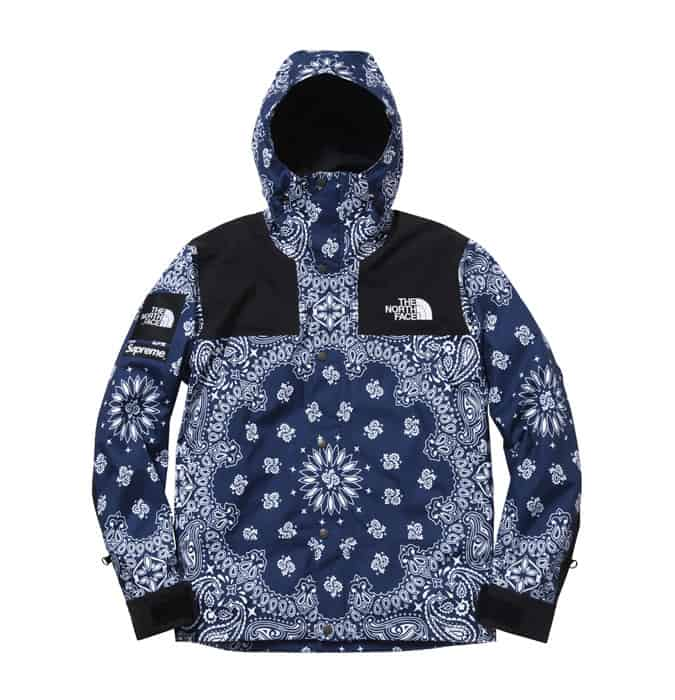 Supreme x The North Face AW14