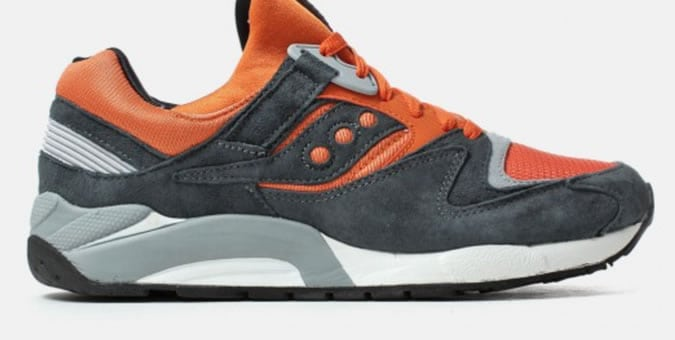 Saucony Grid 9000 Spice Trainer Pack