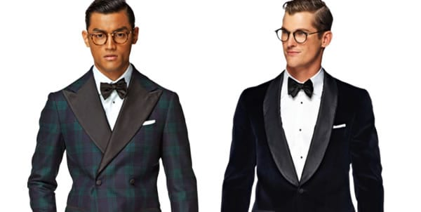 First Look: Suitsupply Eveningwear AW14 Collection