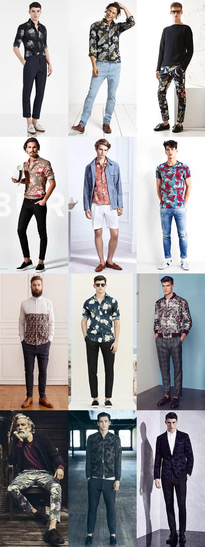 Update 5 xu hướng chính trong thời trang nam mùa xuân hè 2015