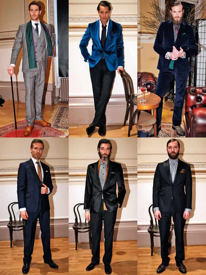 Duchamp AW14 Menswear Collection