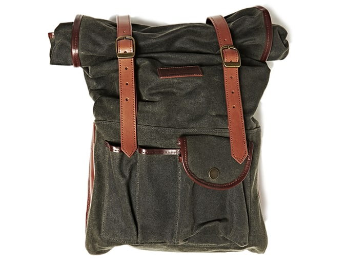 Barbour x Deus Ex Machina Deus International Backpack
