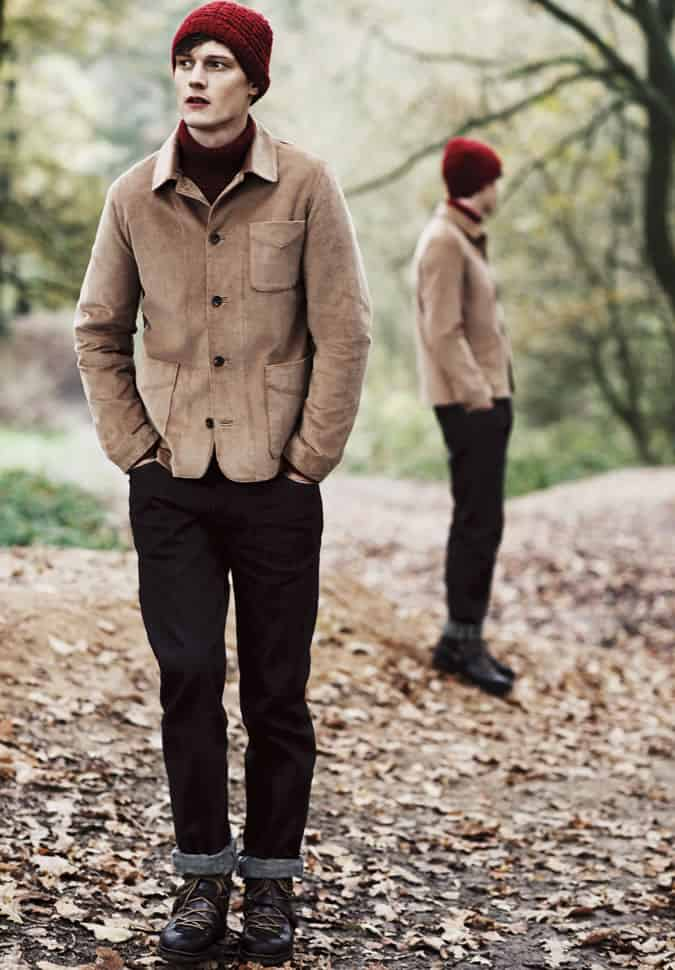 Richard James x Mr Porter