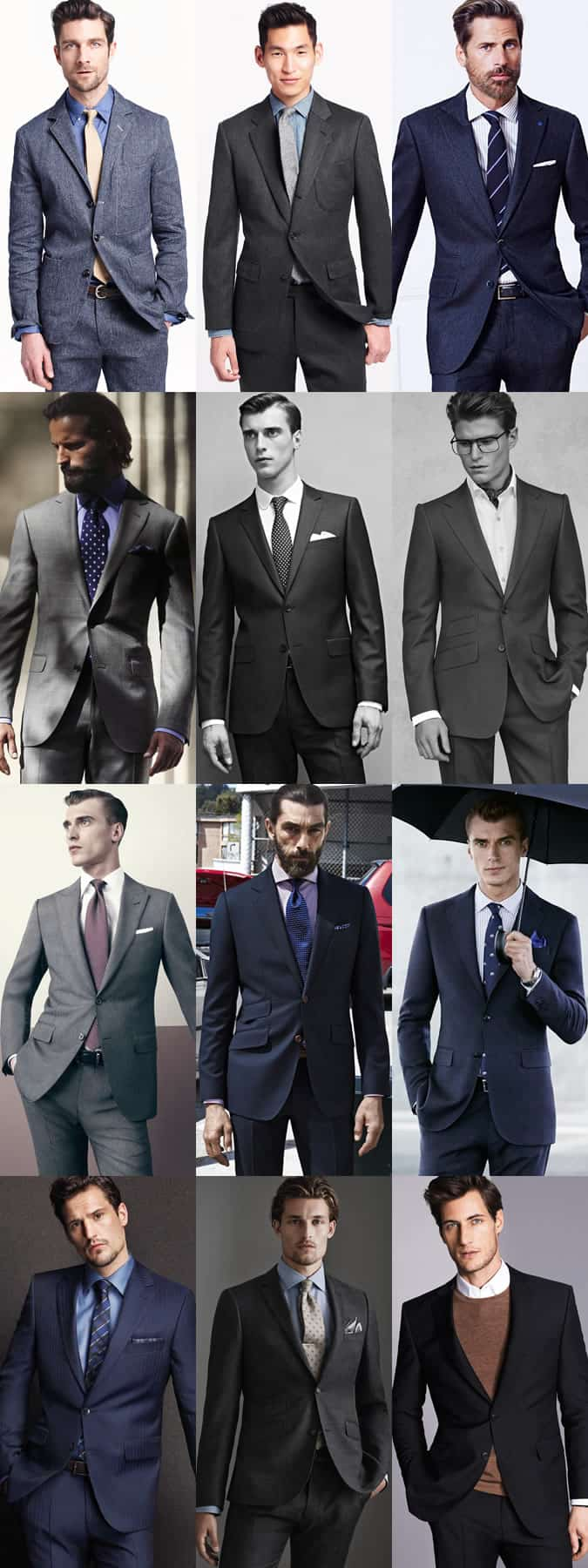Buying A Suit Guide – Part 3: Jacket Style | FashionBeans
