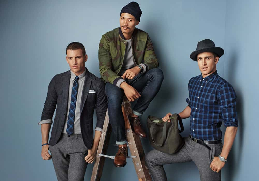 The Hill-Side - Gap X GQ BNMDA Best New Menswear Designers In America 2015 - Men's Clothing Collection