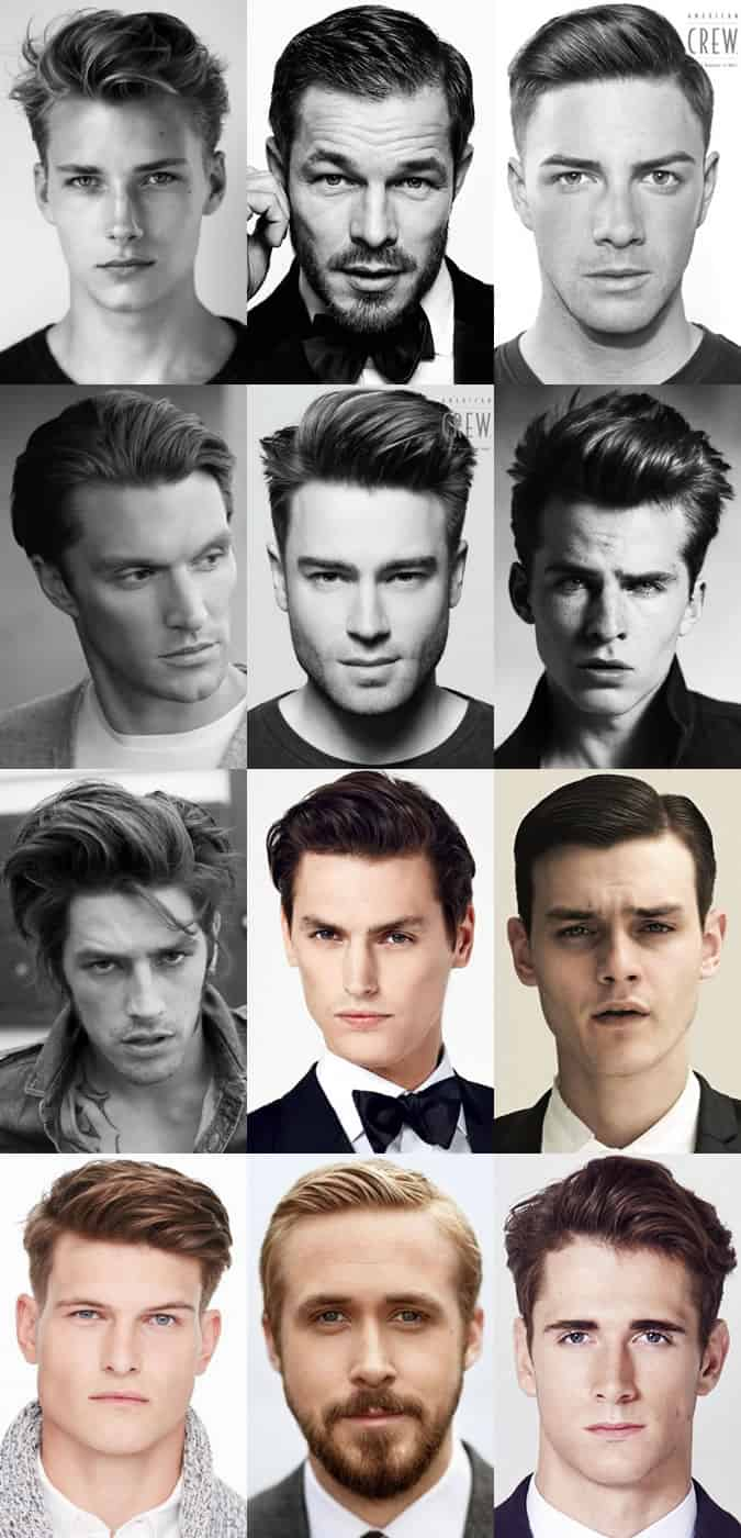 key hairstyle trends from london collections: men aw15 | fashionbeans