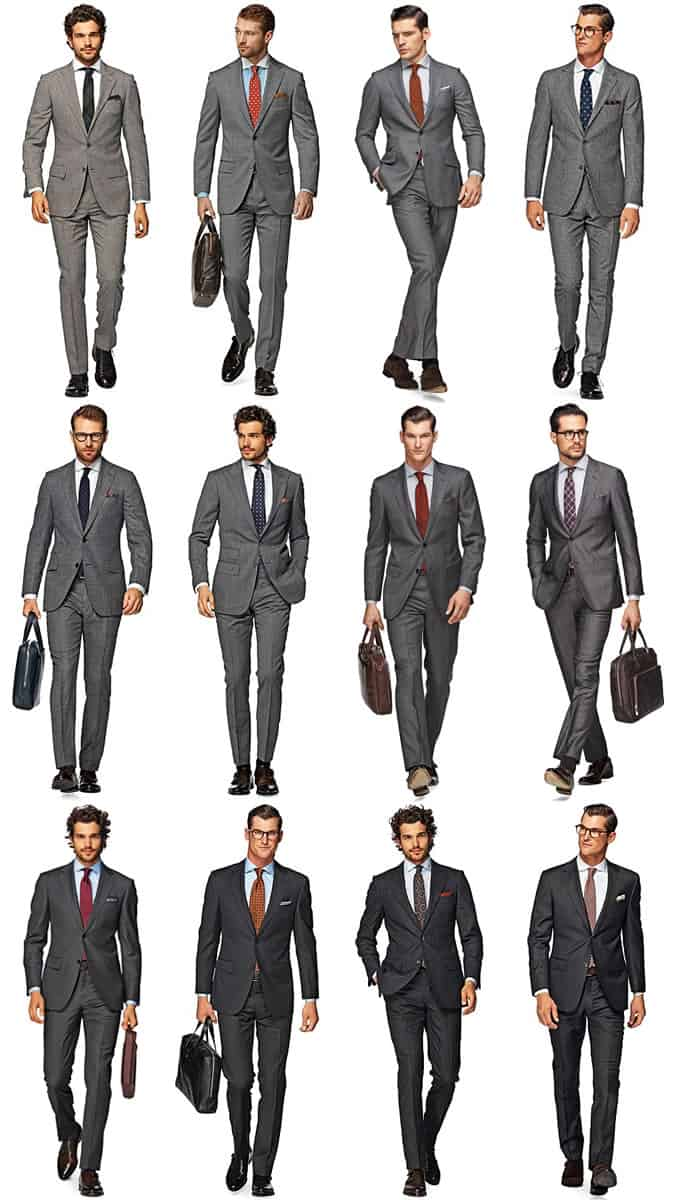 men s style advice for job interviews fashionbeans grey suit lookbook