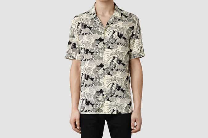 mauna short sleeved shirt