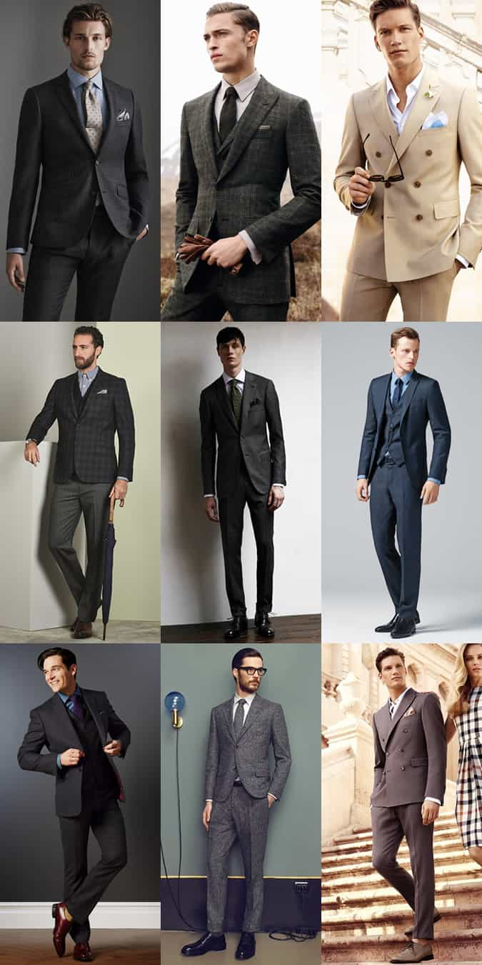 Men's Ideal Shirt Cuff Cut-Off Point - Formal Outfit Inspiration