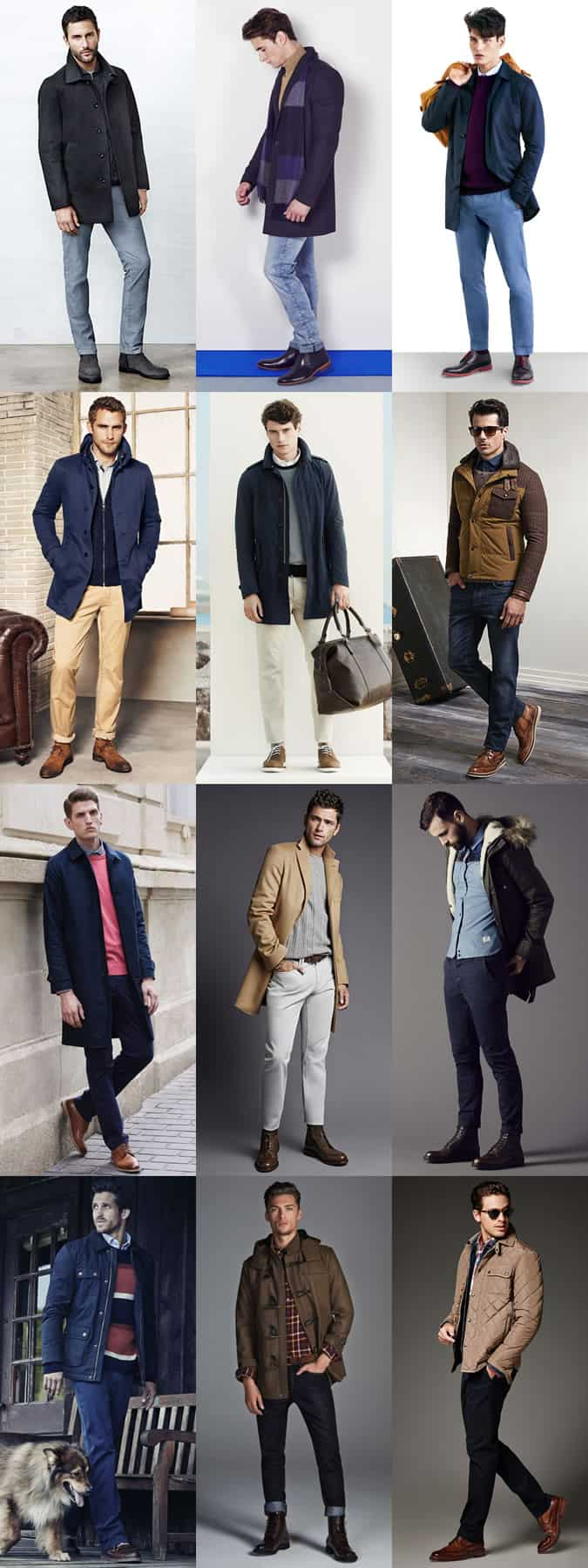 Men's Date Outfit Inspiration Lookbook - The Relaxed Day Date