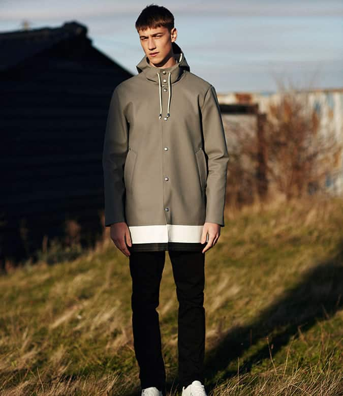 Whistles x Stutterheim Raincoats