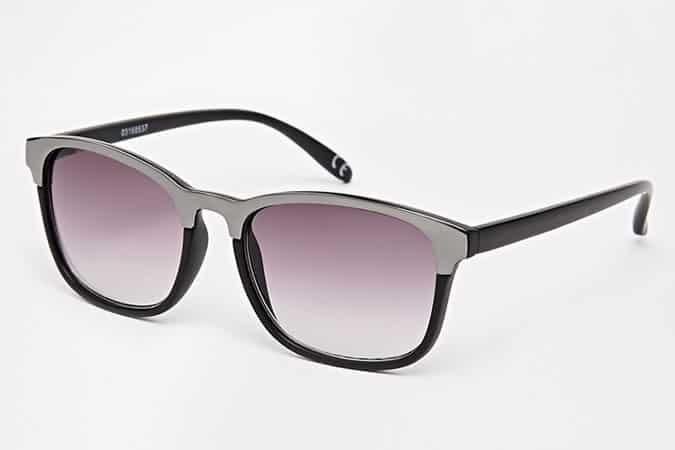 ASOS Metal Top Sunglasses