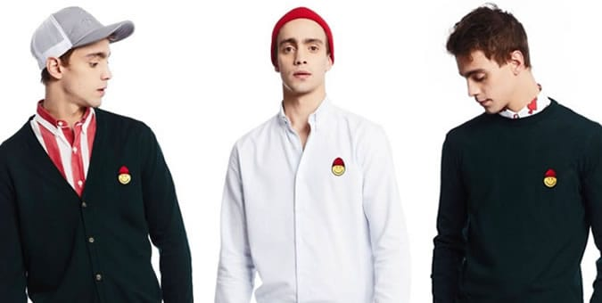 Ami x Smiley: Spring/Summer 2015 Collection