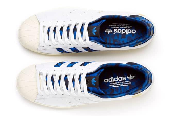 Adidas Superstar II White Black White G17068