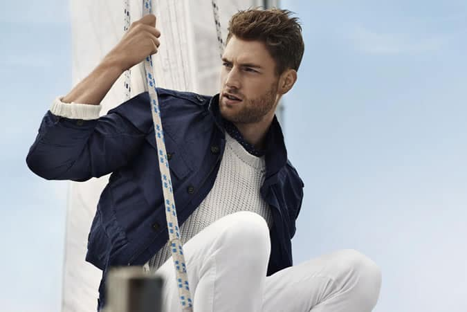 Hackett 'The Hackett Rules' spring/summer 2015 campaign