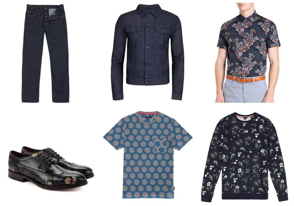 Ted Baker SS15 Holiday Shop Recommended Products - Destination: Desert Nomad House, USA