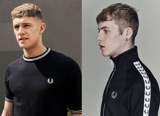 Fred Perry Lookbook