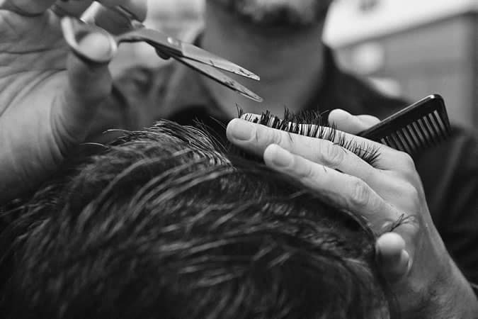 Pall Mall, London Barbers