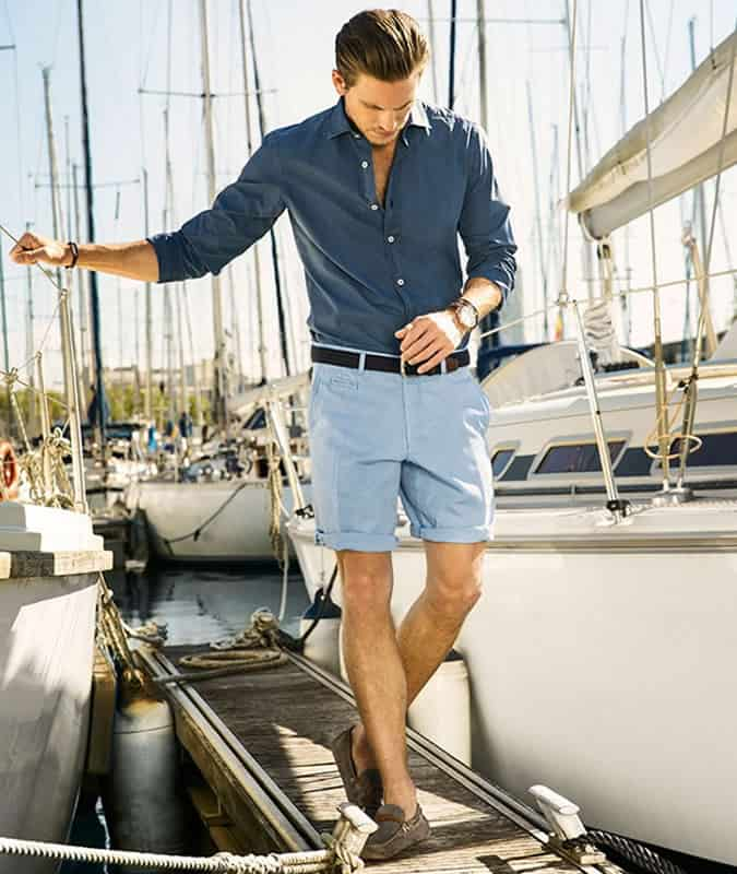 Men\'s Affordable Riviera Style Essentials | FashionBeans