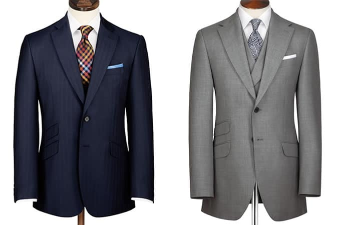 Charles Tyrwhitt Tailoring for Men