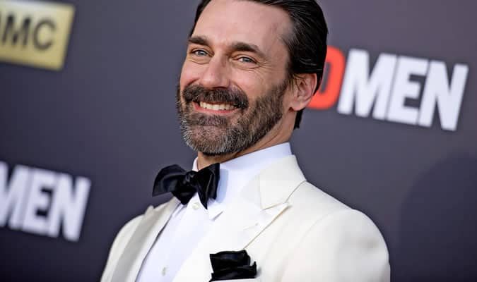 Jon Hamm - Master Of Black Tie