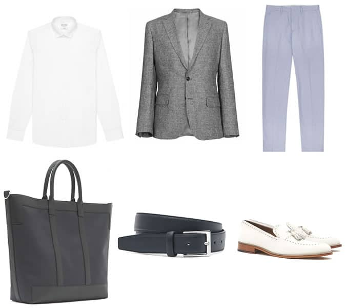 Reiss Menswear - Get The Look
