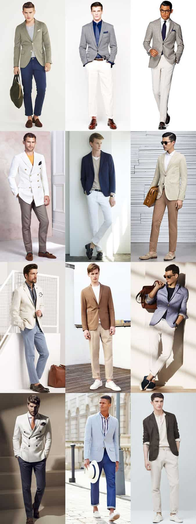 Go-To Smart-Casual Summer Outfit Combinations | FashionBeans