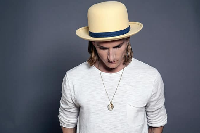 BySju x Oliver Proudlock Bowler Hat Collection