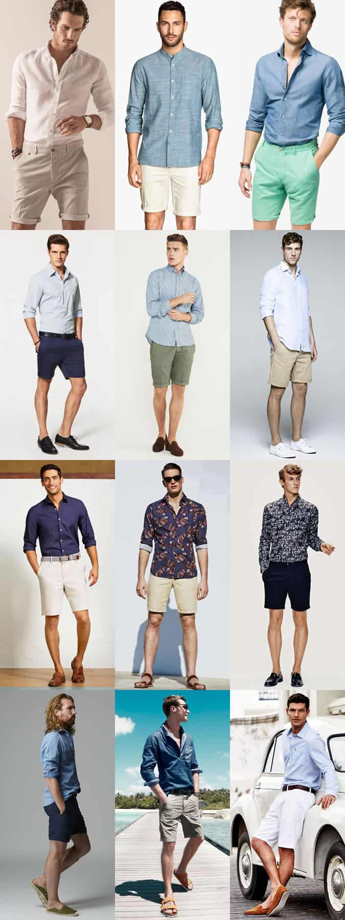 mens smart casual styles