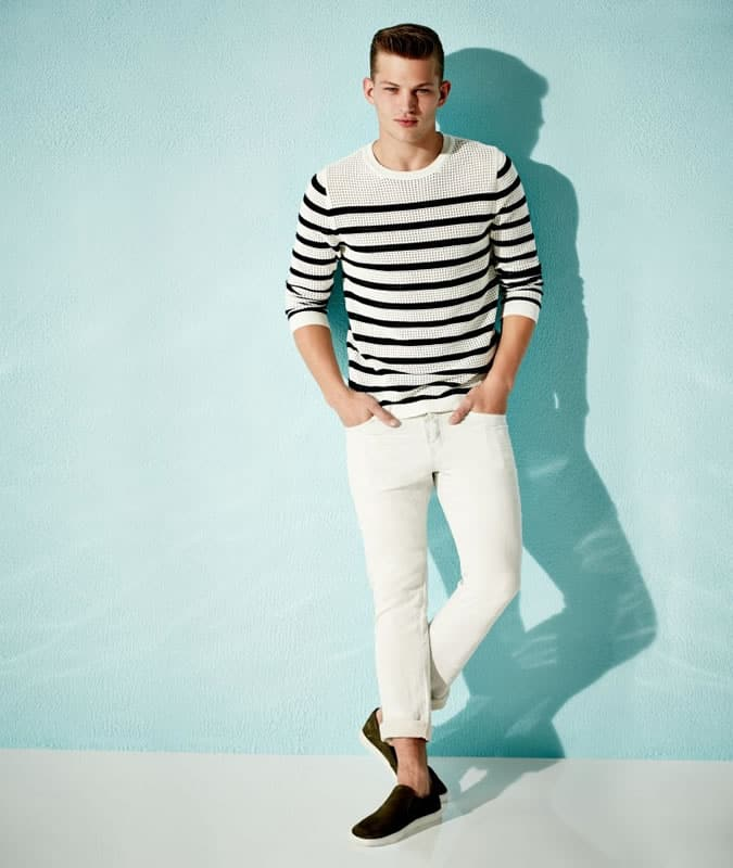 Men's Summer Nautical Style Guide