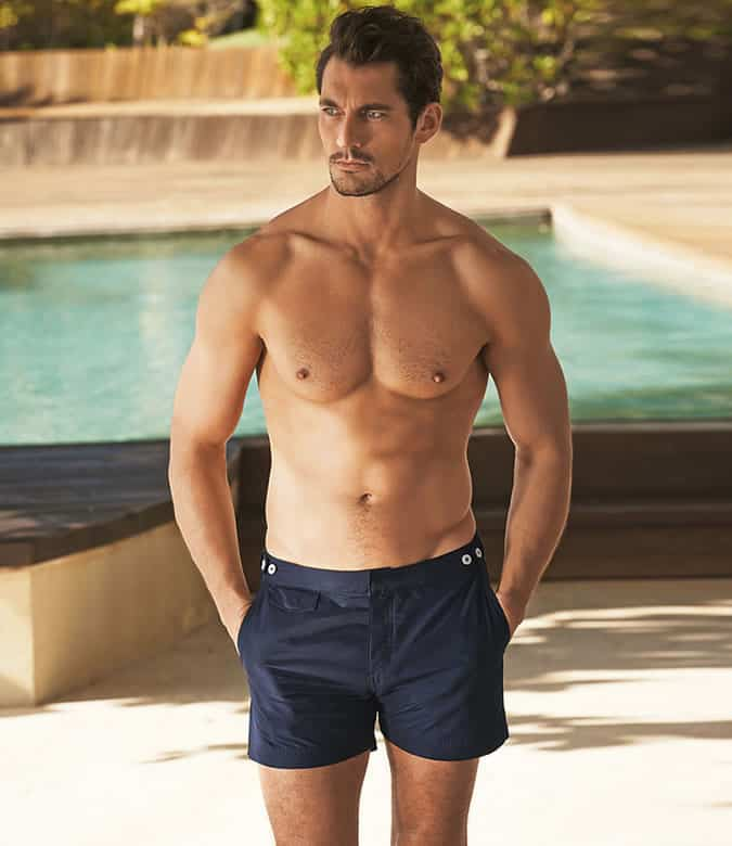 David Gandy for Autograph at Marks & Spencer