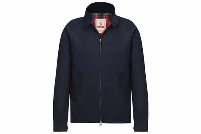 G4 Original Baracuta Jacket