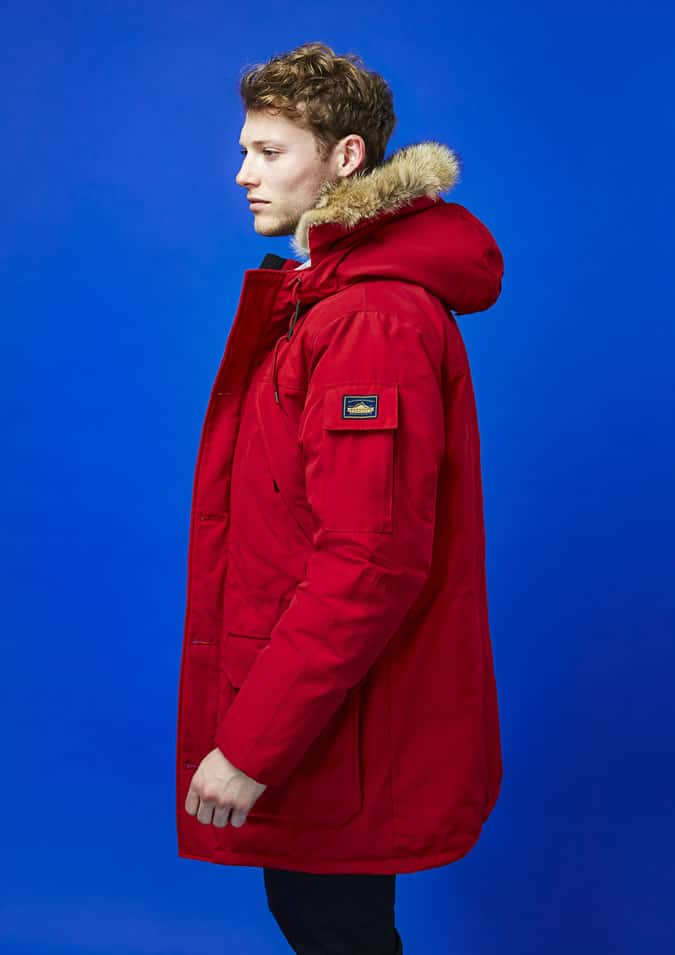 Penfield Autumn/Winter 2015 Lookbook