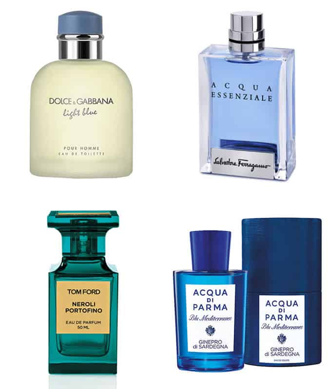 Men's Blue Fragrances