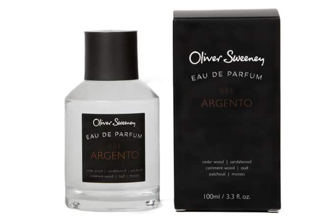 Oliver Sweeney Argento Fragrance Men